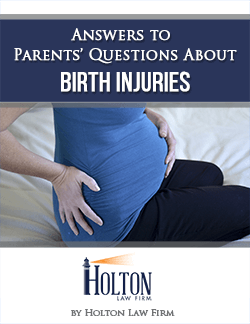 Answers to Parents' Questions About Birth Injuries